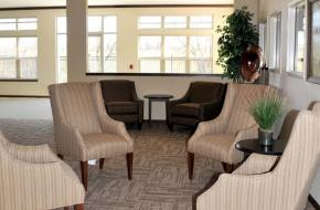 Sunset Ridge Jefferson - Seating Area